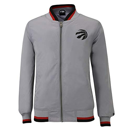 New Era NBA Toronto Raptors Team Apparel Varsity Jacke, Größe :L Team-varsity-jacke