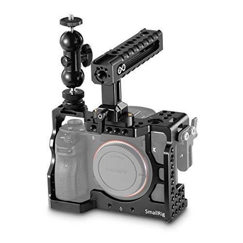 SMALLRIG A7III A7RIII Cage Kit pour Sony A7R Mark III et A7 III 2103