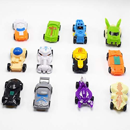 Runrain Mini Eggs Sorpresa Robot deformabile Sorpresa Palla Sorpresa Bambola Gashapon Regalo