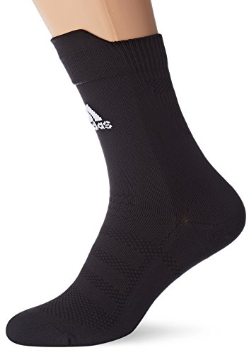 ee3b6637125f adidas CV7414 Socks, Unisex Adulto, Black/White, 4345