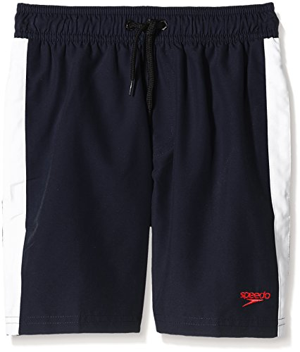 speedo-boys-logo-yoke-splice-15-inch-water-shorts-navy-lobster-white-large