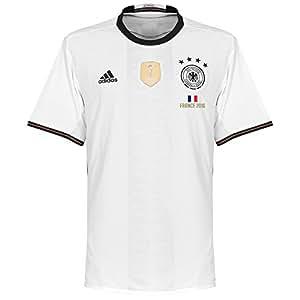 adidas Herren Heimtrikot UEFA Euro 2016 DFB Replica