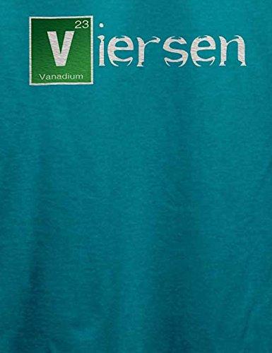Viersen T-Shirt Türkis