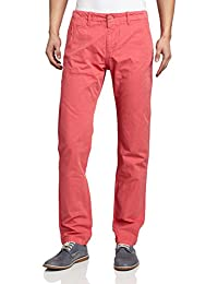 Desigual IN China Herren Hose rot