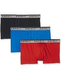 Esprit Bodywear 017ef2t008 - Caleçon - Homme - Lot de 3