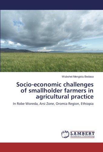 Socio-economic challenges of smallholder farmers in agricultural practice: In Robe Woreda, Arsi Zone, Oromia Region, Ethiopia