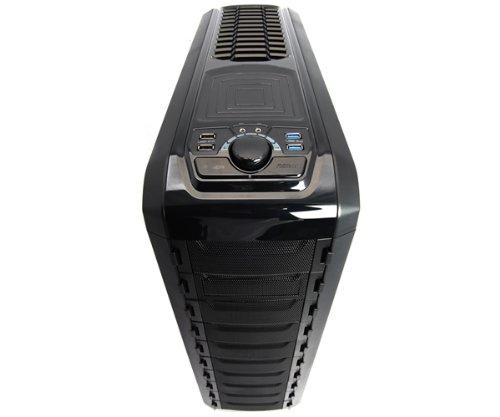Zalman-MS800-Midi-Tower-PC-Gehuse-ATX-7x-525-externe-3x-35-interne-2x-USB-30-schwarz