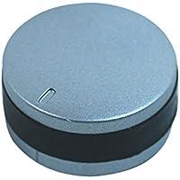 Howdens Lamona Oven Control Knob/Hob Switch (Silver)