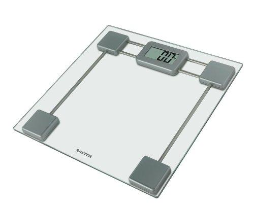 Salter 9082 SV3R Glass Electronic Bath Scale