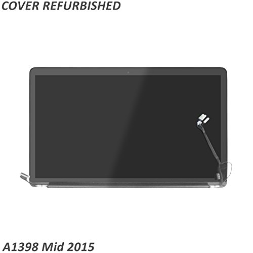 FTDLCD® 15.4 Zoll LED LCD Screen Display Panel Assembly für MacBook Pro 15 Retina A1398 Mitte 2015 Macbook Lcd Panel