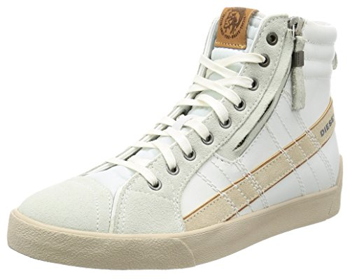 Diesel D-String Plus - Mode Hommes Chaussures Ice White