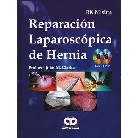 REPARACION LAPAROSCOPICA DE HERNIA + 2 DVDS