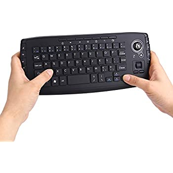 Mini-Bluetooth-Multimedia-Tastatur: Amazon.de: Computer