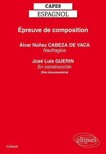 Epreuve de composition CAPES Espagnol : César Vallejo, Poemas humanos ; Espana, aparta de mi este caliz ; Ana Maria Matute, Paraiso inhabitado