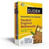 Duden Basiswissen Grundschule. Kassette Deutsch, Mathematik, Englisch: Nachschlagen und Üben 1. bis 4. Klasse