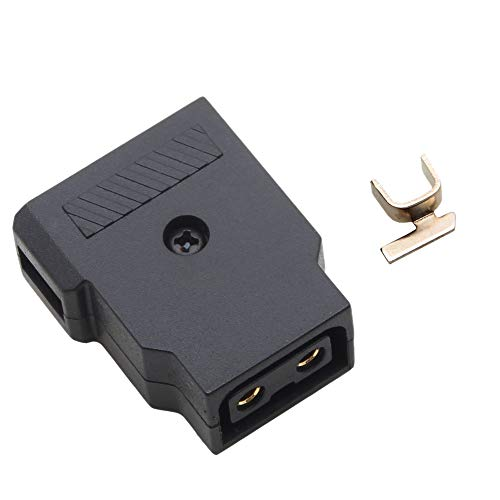 Camcorder A/v-kabel (SODIAL D-Tap Buchse P-Tap Strom Versorgung Typ B Leih Buchse für Camcorder Rig Netz Kabel V-Mount DSLR Anton Kamera Akku (Buchse D-Tap Stecker))