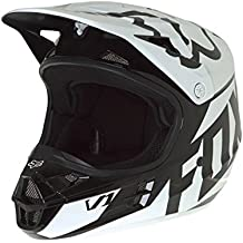 Casco Motocross Fox 2017 V1 Race Negro, ...