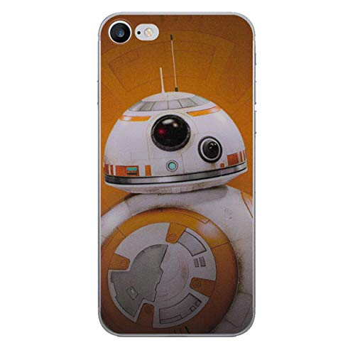 I-CHOOSE LIMITED Star Wars Case Handyhülle für Apple iPhone 4/4s mit Schirmschutz/Gel/TPU/BB-8 (Fall 4 Homer Iphone)