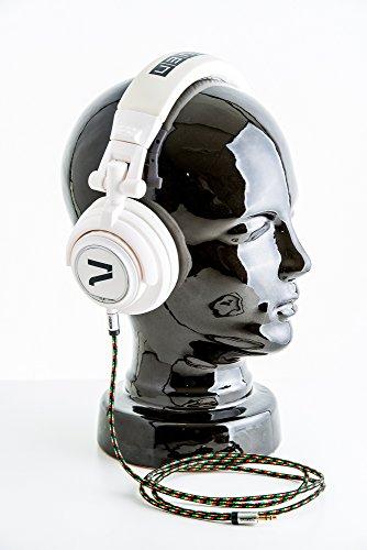 7even Headphone white / rasta / reggae