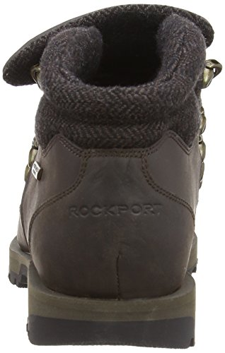 Rockport Pkvw Boundary Wp, Bottes homme Marron (Dark Brown)
