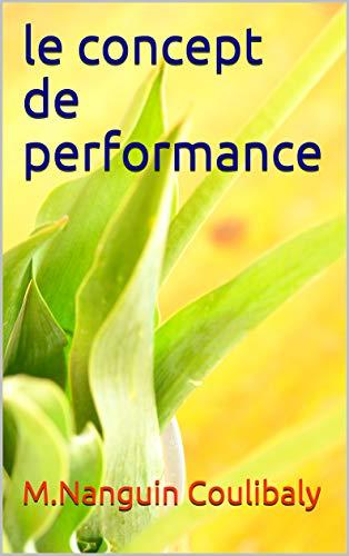 le concept de performance par M.Nanguin Coulibaly