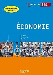 Économie 1re STG - Livre élève - Ed.2010 by Frédéric Larchevêque (2010-05-12)
