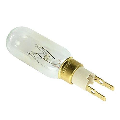 Bauknecht Kühlschrank-gefrierschrank-T Klicken Sie Glühbirne / Amerikanischer Kühlschrank Lampe (40W)