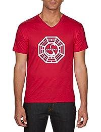 Touchlines Herren T-Shirts Dharma Lost