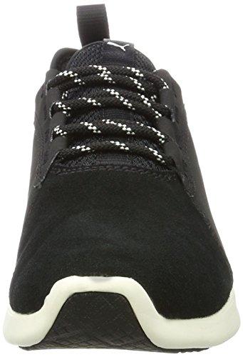 Puma Unisex-Erwachsene St Trainer Evo V2 SD Sneaker Schwarz (Black-Black)