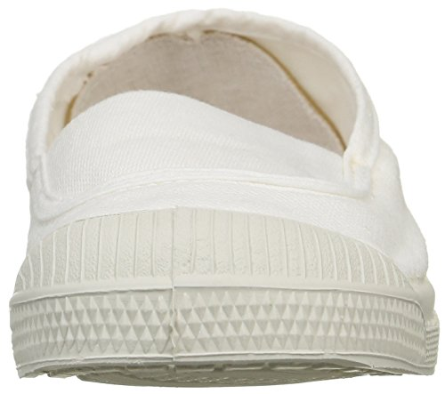 Bensimon E15002c157, Ballerine Unisex – Bambini Bianco (Blanc (101 Blanc))