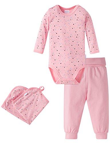 Schiesser Schiesser Unterwäsche-Set Zirkus Zampano Baby Mädchen, 3er Pack, Mehrfarbig (Sortiert 1 901) 68 (Herstellergröße: 068)