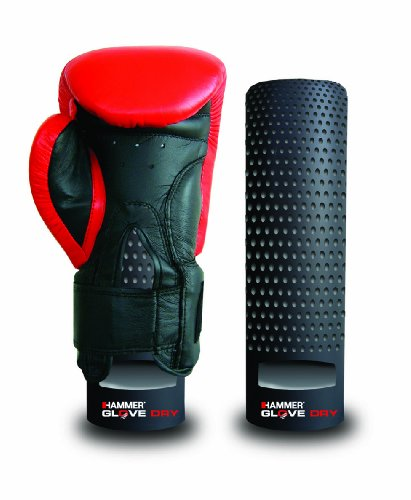 HAMMER Glove Dry - zum Trocknen der Boxhandschuhe, anthrazit