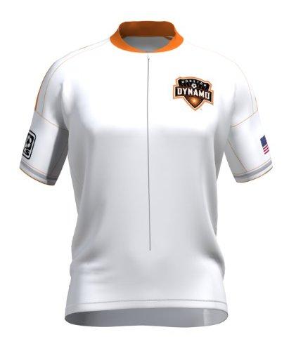 VOMAX MLS Houston Dynamo Herren das Short Sleeve Jersey, Jungen, Small - Dynamo-fußball-jersey
