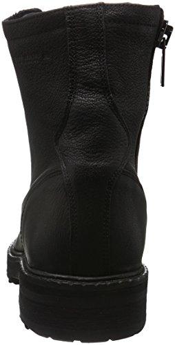 Pepe Jeans - Iron Boot, Stivali bassi con imbottitura leggera Uomo Nero (Schwarz (Black 999))