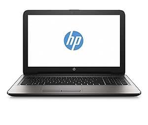 HP 15-ay516TX 15.6-inch Laptop (6th Gen Core i5-6200U/4GB/1TB/FreeDOS 2.0/2GB Graphics), Turbo Silver
