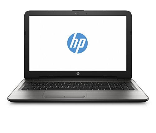 HP 15-ay516TX 15.6-inch Laptop (6th Gen Core i5-6200U/4GB/1TB/FreeDOS 2.0/2GB Graphics), Turbo Silver