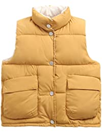 b1e99ca89468 Amazon.co.uk  Gilets - Coats   Jackets  Clothing