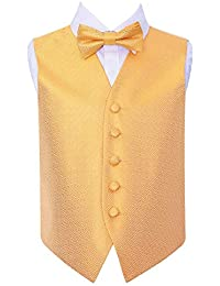 001f5614 ... Sequin Vest Waistcoat Dance Party Show Costume Boys & Girls UK · £8.99.  5 out of 5 stars 2 · DQT Boys Greek Key Patterned Wedding Waistcoat and Bow  Tie