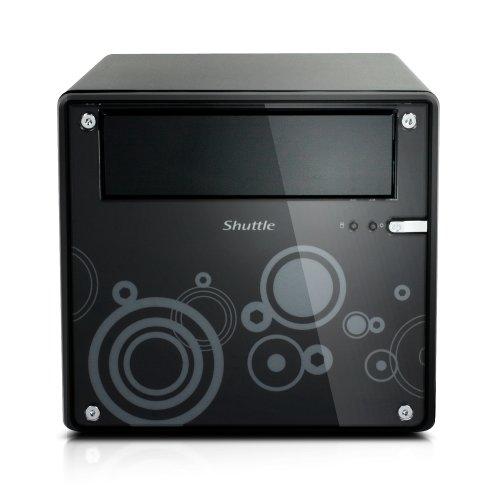 Shuttle XPC-K48 Barebone-PC Mainboard Intel 945GC Sockel 775 DDR2 RAM USB 2.0, VGA, 1x DVI