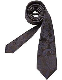 Seidensticker Herren Krawatte Breit (7cm) mit