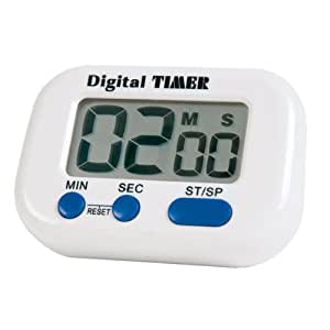 Digital Countdown Timer - ideal as a Kitchen / Cooking Timer