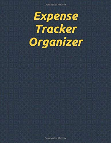 Expense Tracker Organizer: Expense Tracker Personal   Daily Record about Personal Expenses   Simple Income Expense Book   Expense Tracker Organizer Log Book   Budget Worksheets    Budgeting Journal