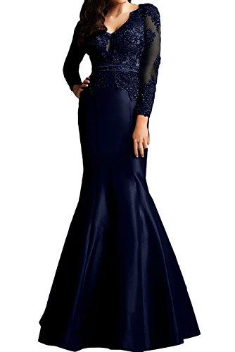 TOSKANA BRAUT -  Vestito  - Donna blu navy