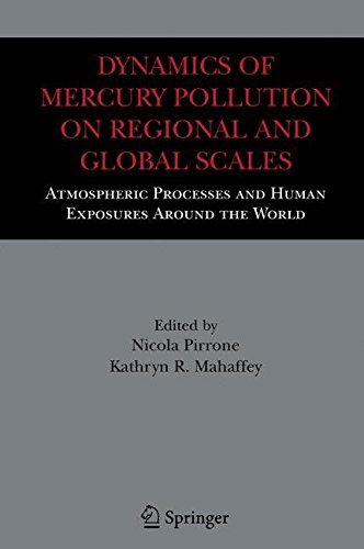 [(Dynamics of Mercury Pollution on Regional and Global Scales : Atmospheric Processes and Human Exposures Around the World)] [Edited by Nicola Pirrone ] published on (July, 2005)