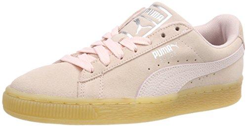 Puma Damen Suede Classic Bubble WN's Sneaker, Pink (Pearl), 38 EU -
