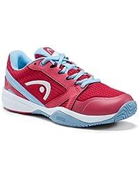Head Sprint 2.5 Junior - Zapatillas de Tenis Unisex para niño, Color Azul y Azul