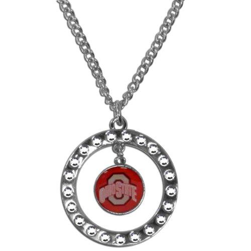 Siskiyou NCAA Strass Halskette, Damen Kinder Herren Unisex
