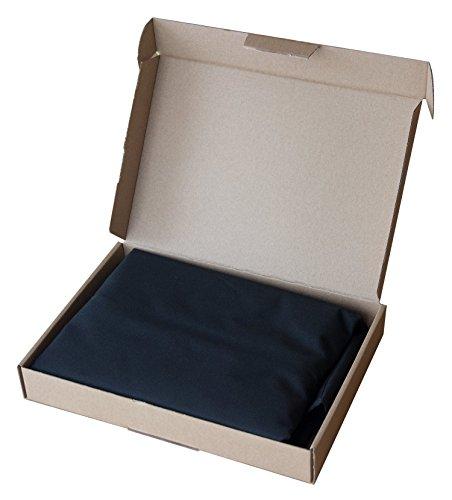 OWLMO - Portatrajes de viaje negro negro extra-large