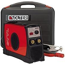 SOLTER - STYL 205 PRO DIGITAL Soldador Inverter Electrodos MMA Potencia 200A, 7,5