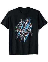 Marvel Avengers: Endgame Logo Super Heroes United T-Shirt